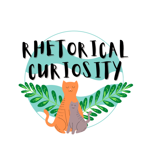 Rhetorical Curiosity: Mental Health, Neurodivergence, Disability & More 💚🌈